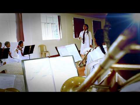 Maris Sinfonia 5 - 2014 _HD Intro of  Holy Cross College - Gampaha