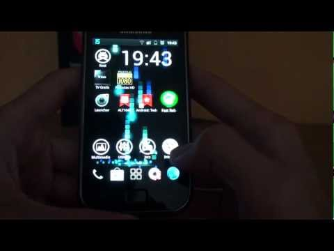 Mejores launchers #1: Go Launcher //  Pro Android