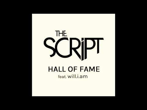 The Script feat Will.I.Am - Hall of fame.