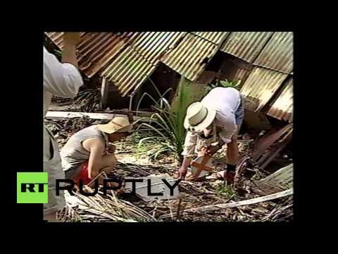 Kiribati: Did Amelia Earhart die stranded as an island castaway?