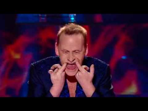 Stevie Starr - The Regurgitator. Britain's Got Talent 2010