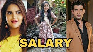 REAL SALARY  Kullfi Kumarr Bajewala Cast Real Sala
