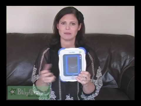 Baby Gizmo VTech Innotab Video Review