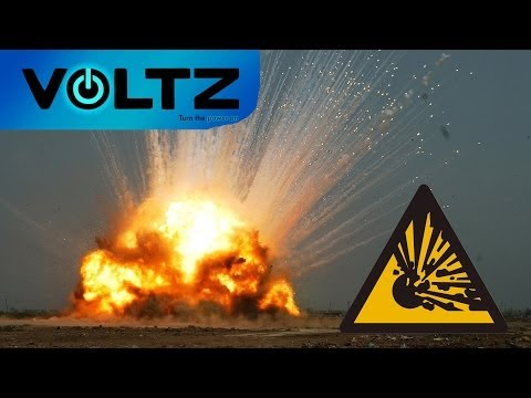 Minecraft Voltz Tutorial: Explosions, Bombs And TNT!