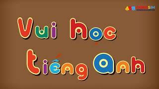 ENGLISH IS FUN - Học bảng chữ cái Alphabet| Mầm non Dongsim Kindergarten