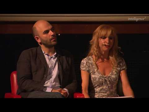 Roberto Saviano on the war against organised crime