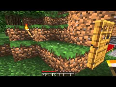Türkçe Minecraft Survival - Bölüm 2 - Lanet Olsun Sana Creeper !!