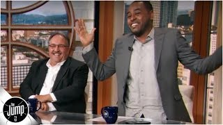 Stan Van Gundy's burn on Suns owner gets Amin Elhassan out of his chair | The Jump