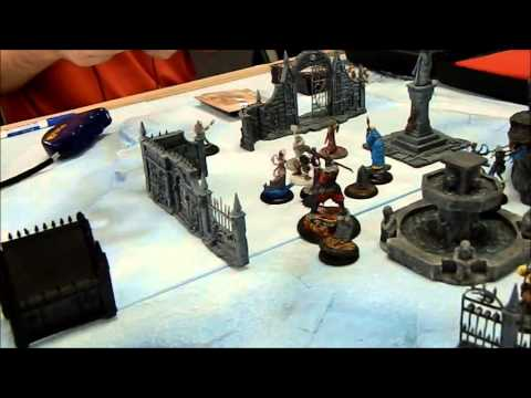 Malifaux Battle Report:  Bring the Noise