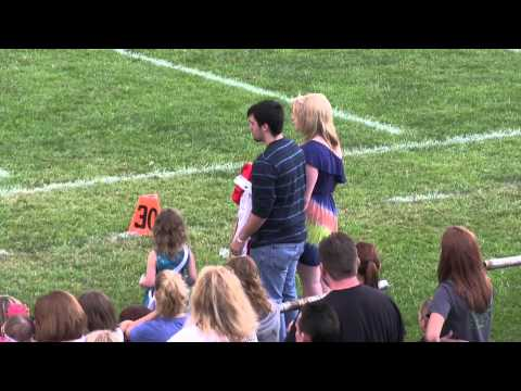 Udall High School Fall Homecoming 2012