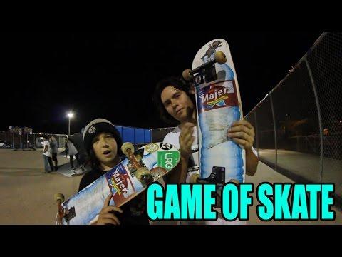 Jp Vs Rick (Game of Skateboarding)