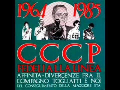 Cccp - Fedeli Alla Linea