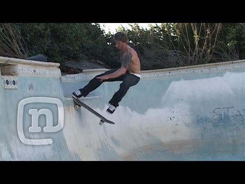 Danny Way & Colin McKay At Pala Pool 2007: Raw N' Real