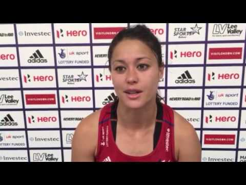 Sam Quek post match 26th June