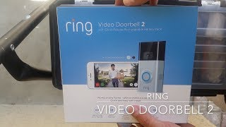 Ring Video Doorbell 2 | Unboxed and Installed