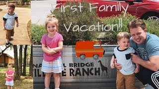 First Family Vacation!! (And Our Last!! Jk To Funny) pt.1
