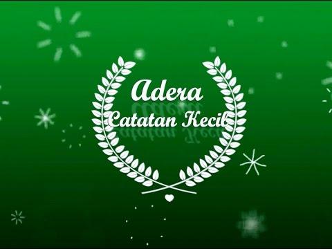 download lagu Adera - Catatan Kecil KARAOKE TANPA VOKAL gratis