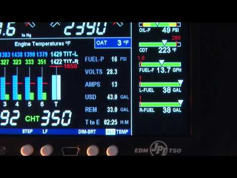 Jpi Edm 900 Jpi-edm900-6cp2 Edm 900