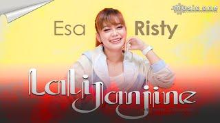Download lagu Esa Risty - LALI JANJINE | MUSIC ONE