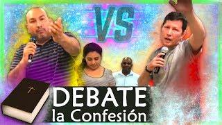 Sorprendente Adventista del 7mo día vs Sacerdote Católico - LA CONFESIÓN EN VIVO
