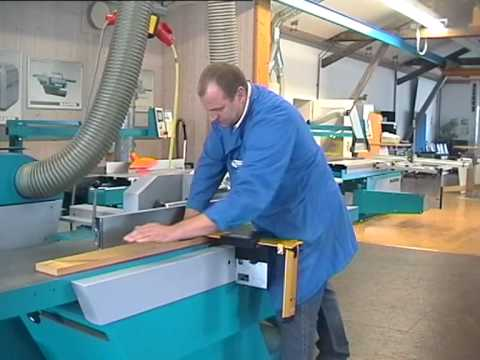 MARTIN T45 thicknesser and T54 Jointer
