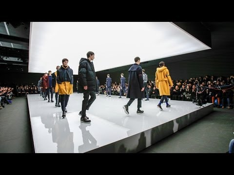 Z Zegna Fashion Show Fall Winter 2014: Full Video