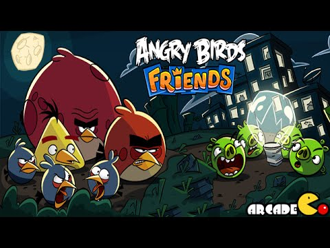 Angry Birds Friends - Earth Hour Tournament Walkthrough 3 Stars March 23rd 2015