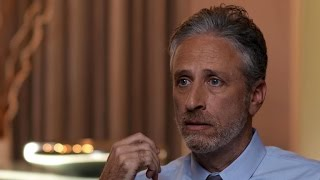 "Jon Stewart on the ""gift"" of ""The Daily Show"""