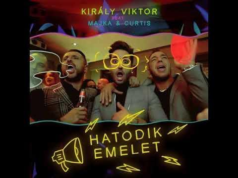 Király Viktor feat. Majka & Curtis - Hatodik emelet Karaoke(Demo)