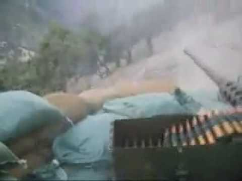 OutPost  Fire Fight in afghanistan
