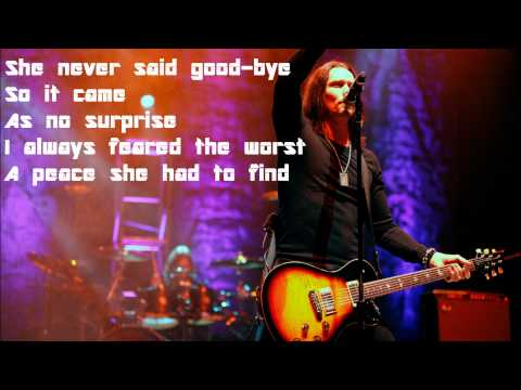 Alter Bridge - Never Born To Follow