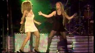 PROUD MARY (Tina Turner - Barcelona 1990)