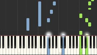 Download Lagu Bad Wolves - Zombie - Piano Cover Tutorial (Synthesia) Gratis STAFABAND