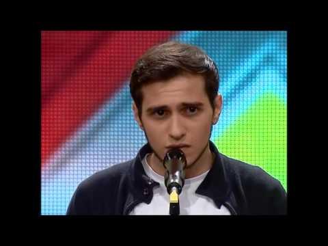 X ფაქტორი - გიგი ადამაშვილი | X Factor - Gigi Adamashvili