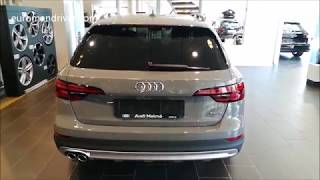 ALL NEW Audi A4 Allroad 2019 Walk-Around Review EuromanDriver 2018 Interior and Exterior