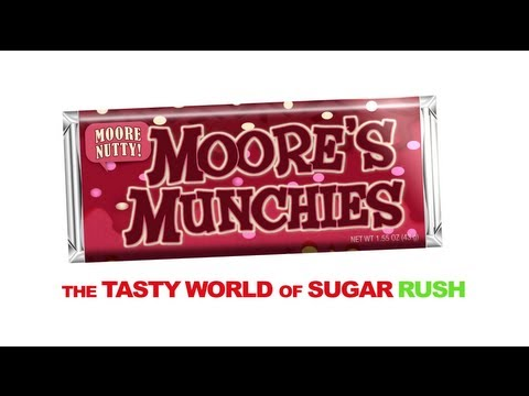 "Wreck-It Ralph ""Moore's Munchies"" Featurette"