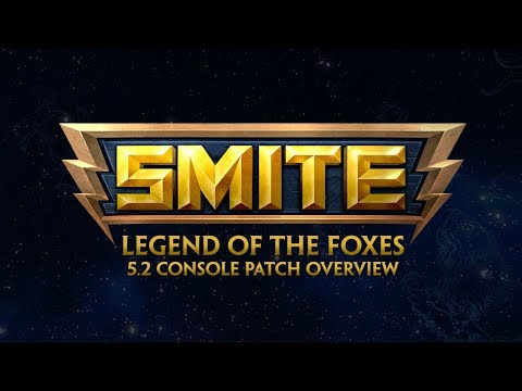SMITE - 5.2 Console Update Overview - Legend of the Foxes