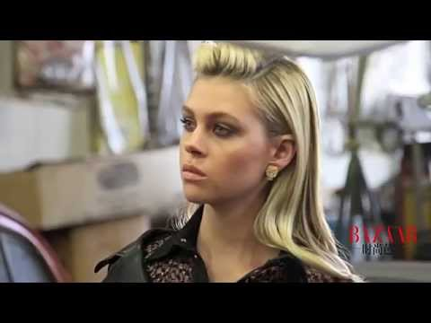 Behind the Scenes: Nicola Peltz for Harper's Bazaar China