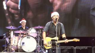 Santa Clause is Coming to Town - Springsteen - Jobing.com Arena Glendale, AZ - Dec 6, 2012
