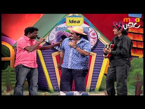 Super Singer 2 Episode 7 : Chandrabose Performance ( Vareva Emi Face )