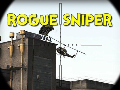 ROGUE SNIPER! - Arma 2: DayZ Mod - Ep.45