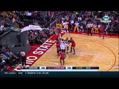 How LeBron Supercharges the Cavaliers Offense