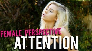 Charlie Puth - Attention FEMALE PERSPECTIVE Andie Case Cover