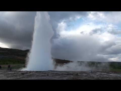 Iceland in HD - Strokkur Geysir