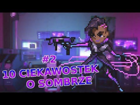 Overwatch Ciekawostki - 10 ciekawostek o Sombrze #2