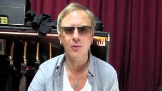 ALICE IN CHAINS Jerry Cantrell G&L Guitars exclusive Interview