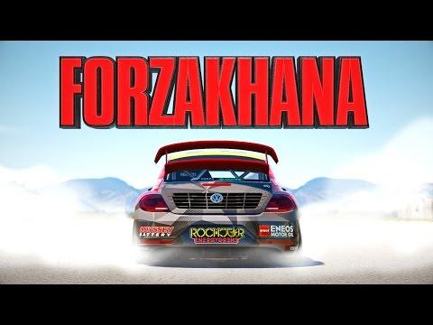 FORZAKHANA - Tanner Foust GRC Beetle - Rockstar Energy Car Pack