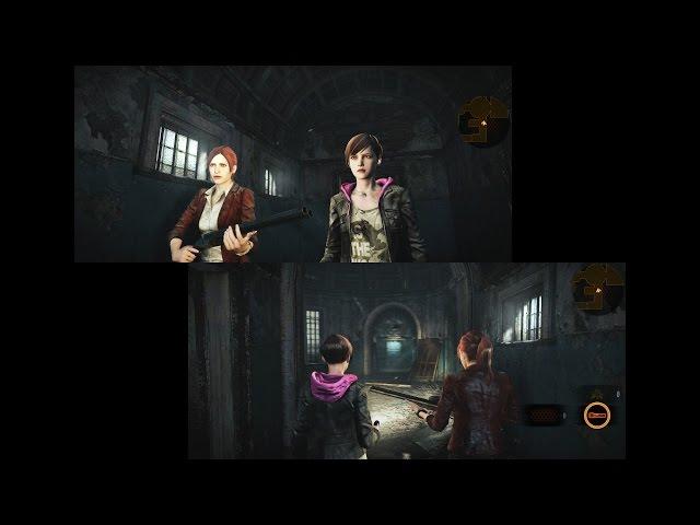 Mod Progress 98 - Resident Evil Revelations 2 - Offline coop
