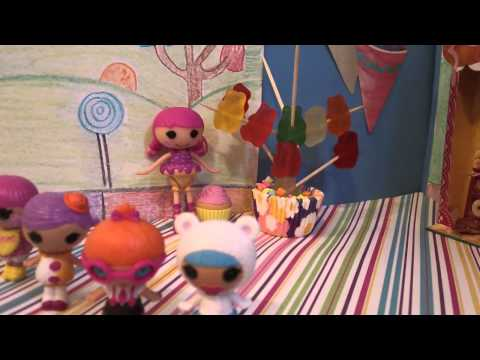 Lalaloopsy Daycare: The Search For Sprinkle | Episode 3