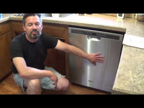 Whirlpool WDF560SAFM Dishwasher Review